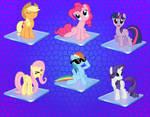 pony libraries