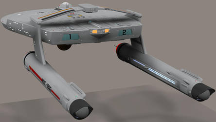 TOS USS Miranda