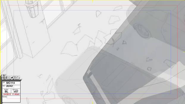 Motorcity 114 Rough Animation