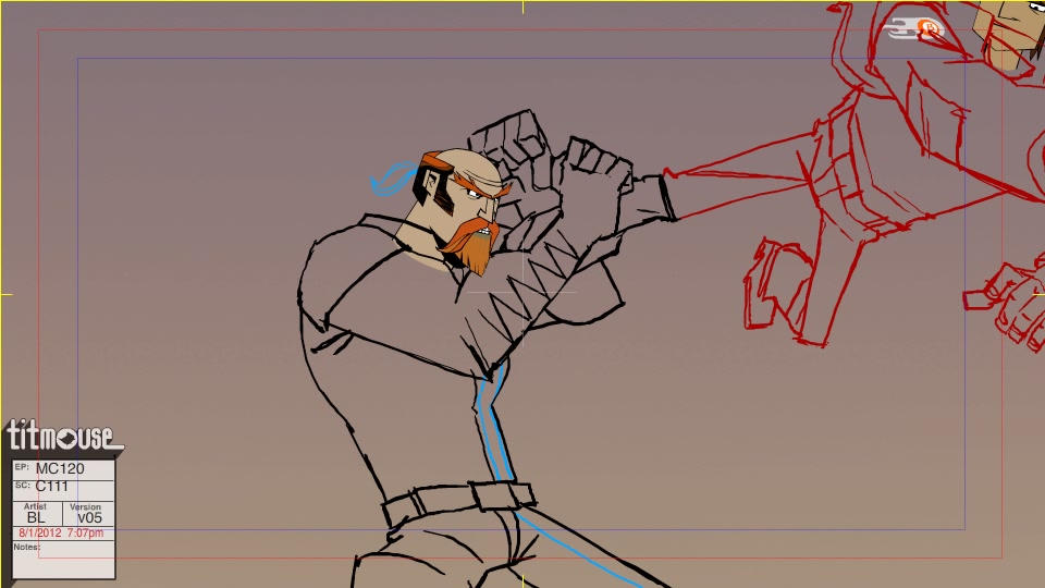 Motorcity 120 A better tomorrow Rough Animation