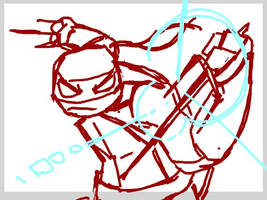 action Raph by Guts-N-Effort