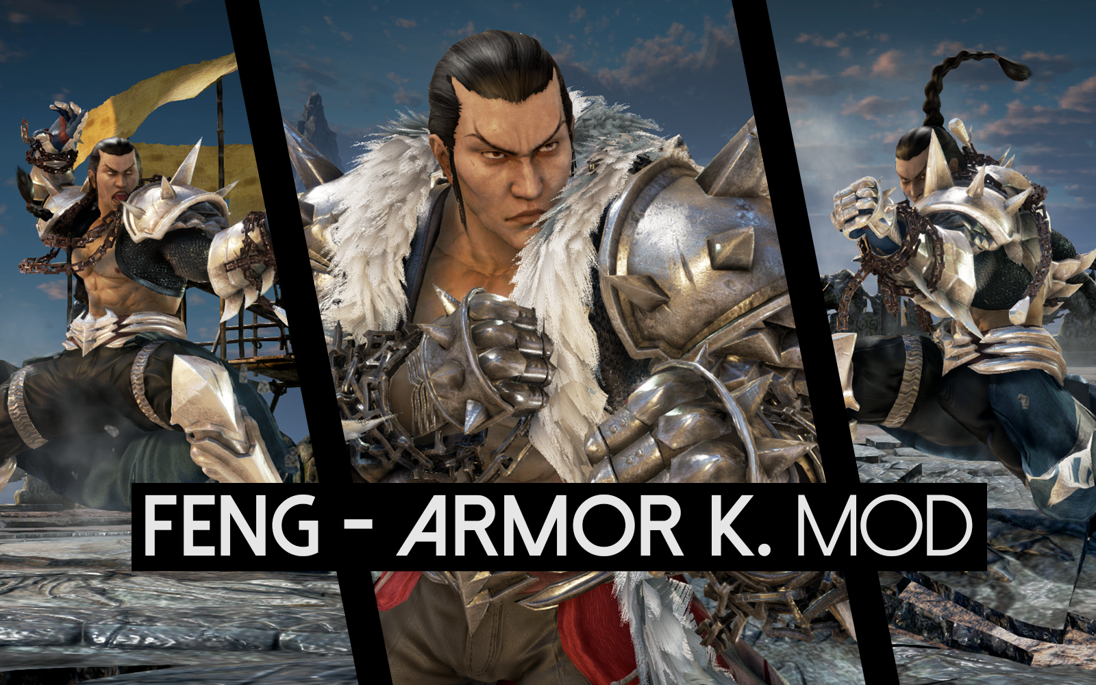 Tekken 7 Feng X Armor King Mod By Keyframept On Deviantart