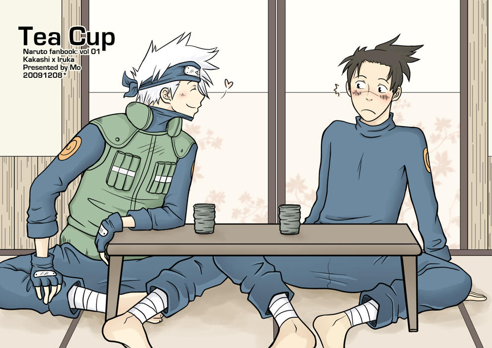 Tea Cup - Kakairu by Aythli on DeviantArt