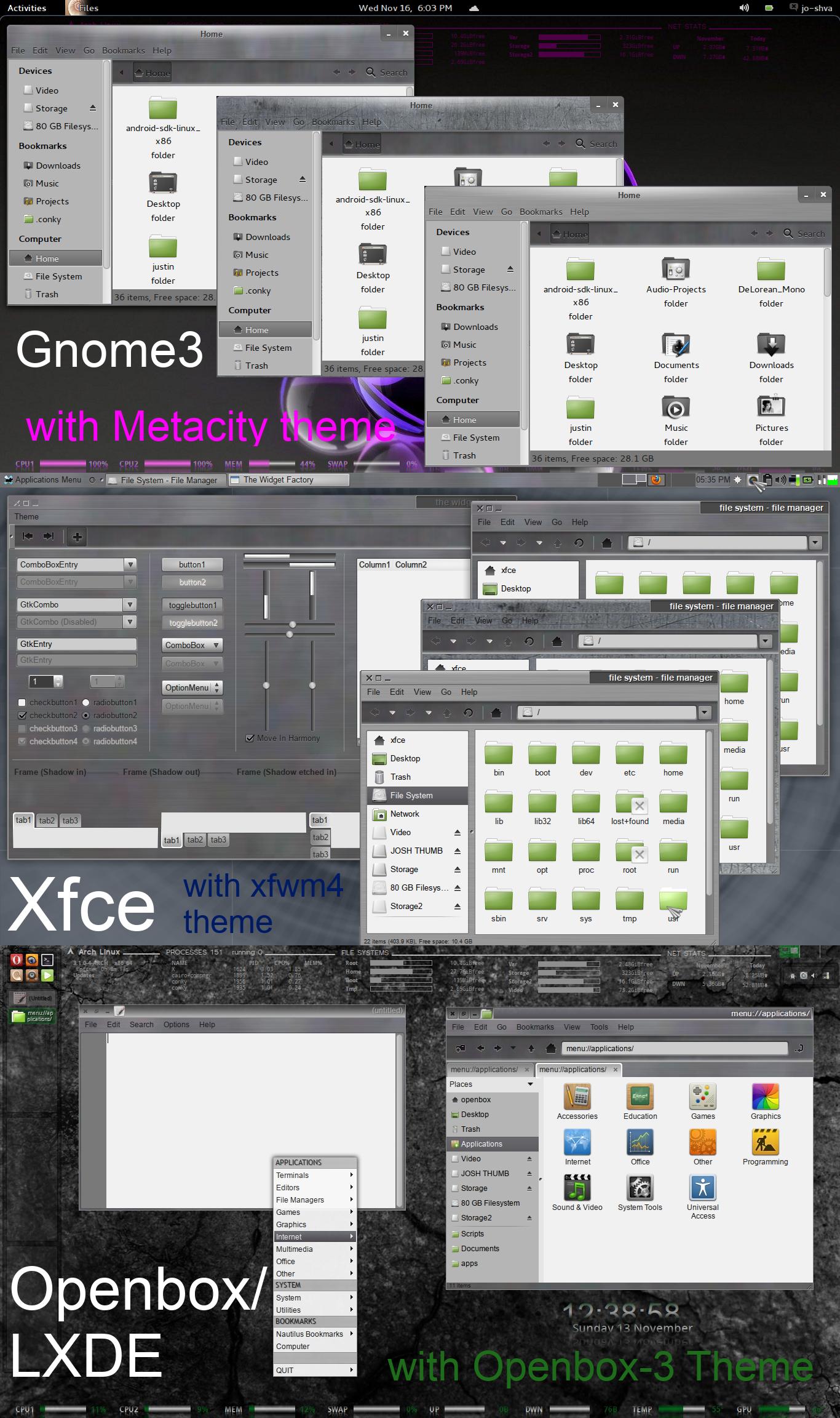 DeLorean_Mono Gtk3 Themes 1.5.2