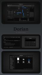 Dorian-Theme by killhellokitty