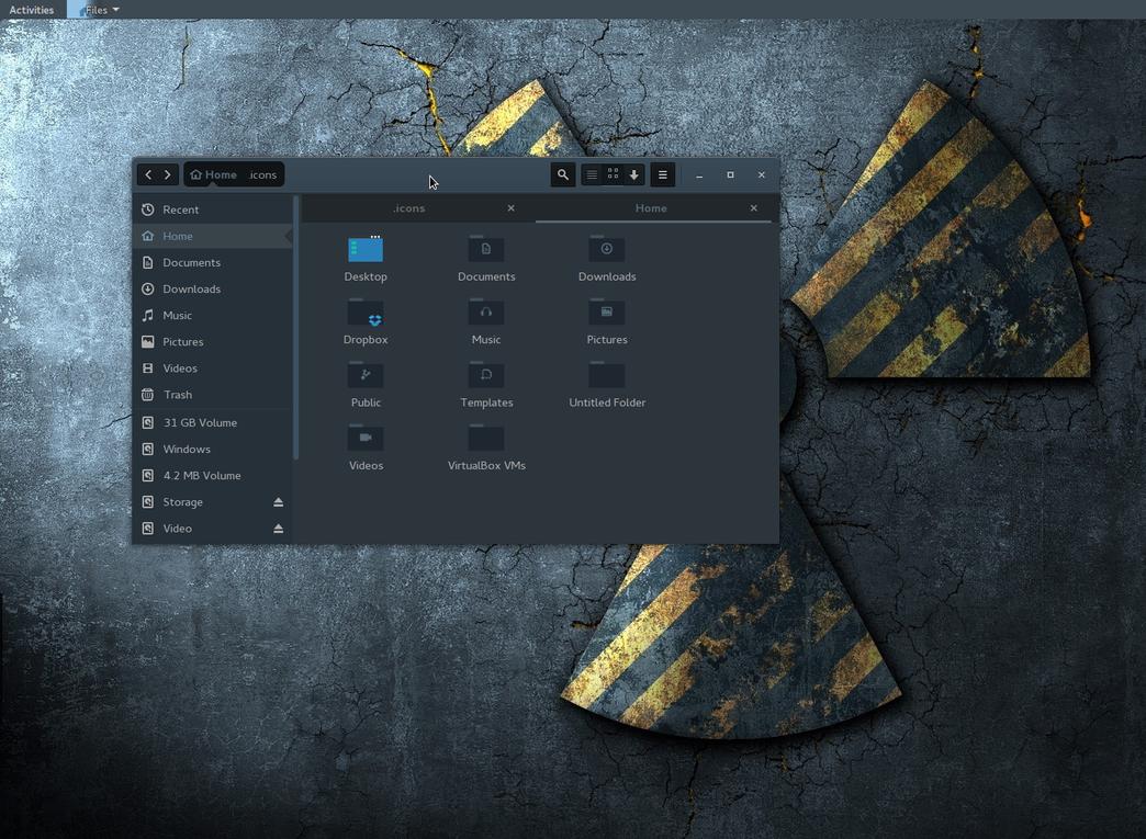 Ultra-flat-icons-dorian-slate by killhellokitty