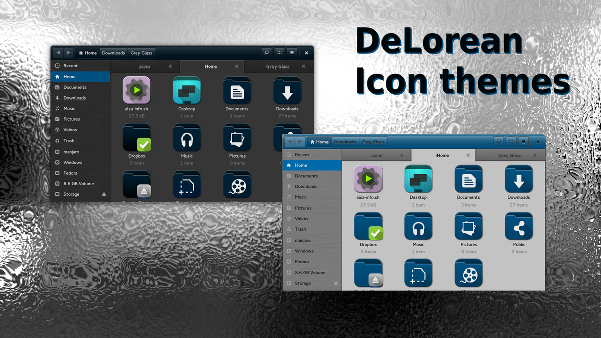 Delorean-woken-icons by killhellokitty