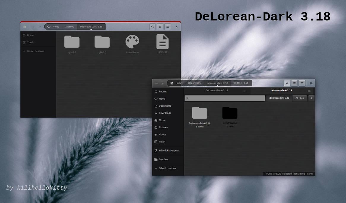 DeLorean-Dark-3 18 15 01242015 by killhellokitty on DeviantArt
