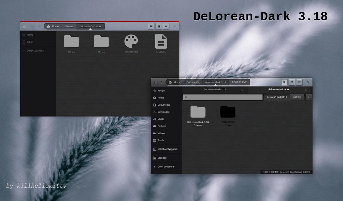 DeLorean-Dark-3.18 15 01242015 by killhellokitty