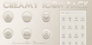 Creamy Icon Pack
