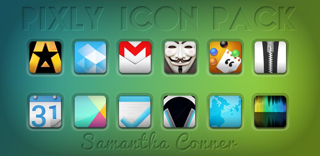 Pixly Icons by sammyycakess