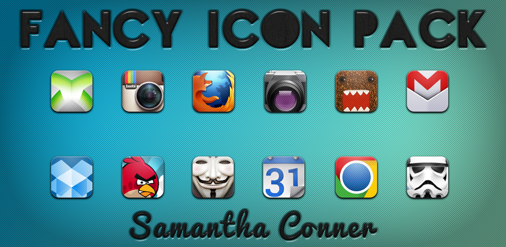 Fancy Icons/Theme by sammyycakess
