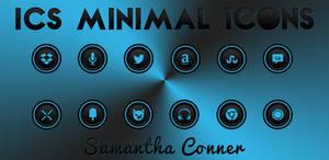 ICS Minimal Icons