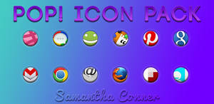 POP! Icon Pack