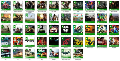 ADDITIONAL ICONS! 40+ Windows 8 Games Metro Icons!