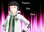 Yuuma Sim Date