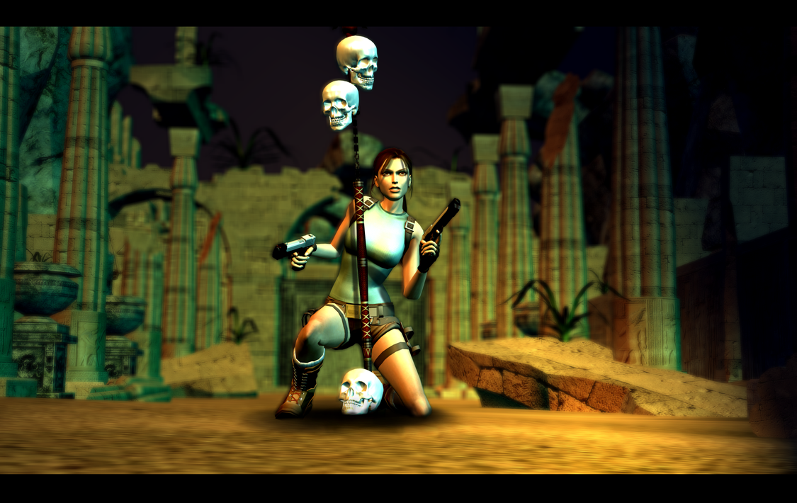 XnaLara custom pose 7 by fishbone76