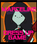 Adventure Time- Marceline Dress Up Game