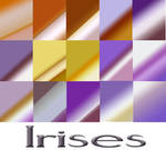 Irises Gradients