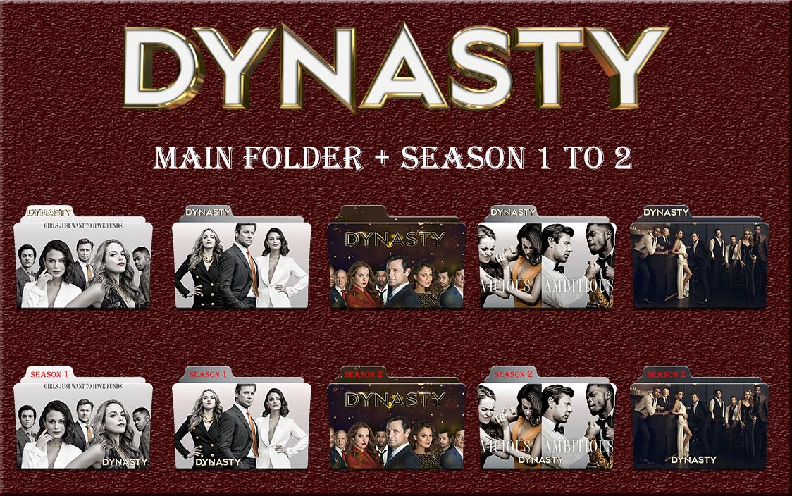 Dynasty Main Folder + Season 1 To 3 Icons by Aliciax16 on DeviantArt