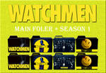 Watchmen Main Folder + Season 1 Icons