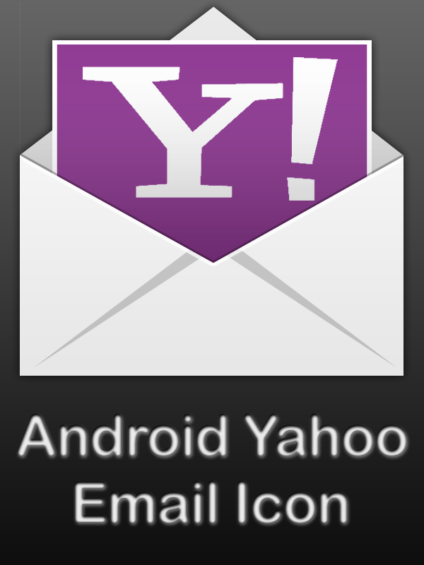 Android Icon for Yahoo Email