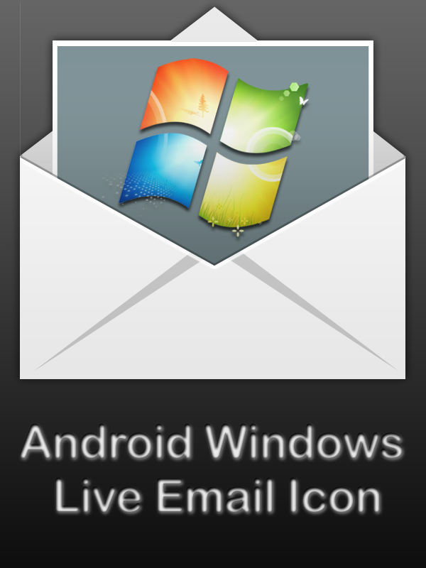 Android Icon for Live Email