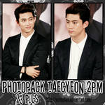 PHOTOPACK TaecYeon (2PM) #5 by YunaPhan
