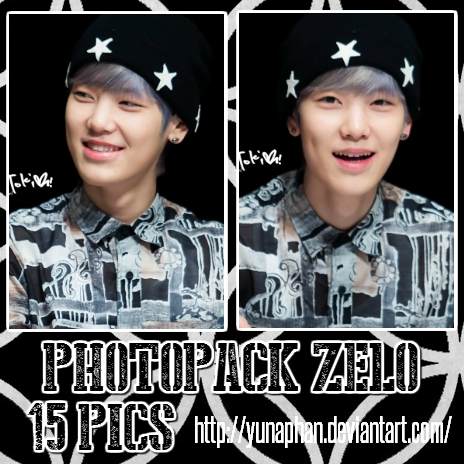 PHOTOPACK ZeLo (B.A.P) #35 by YunaPhan