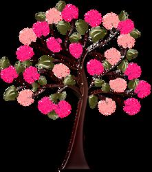 Arbol-floreado-mandala