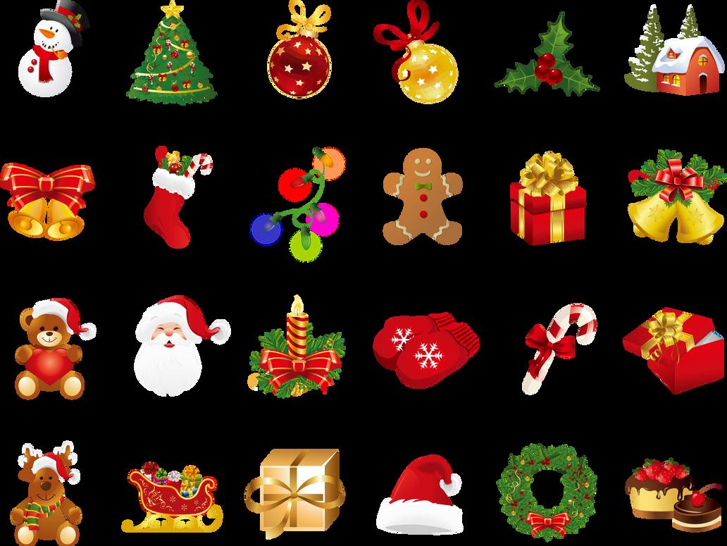 Elementos Decorativos Navidad 01 By Creaciones Jean On Deviantart - Decorativos-de-navidad