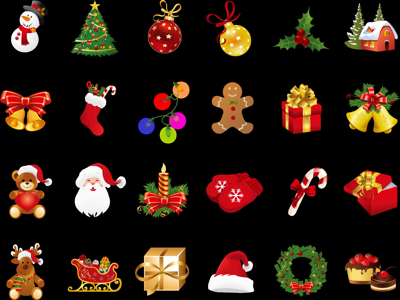 Elementos decorativos navidad 01 by creaciones jean on - Decorativos de navidad ...