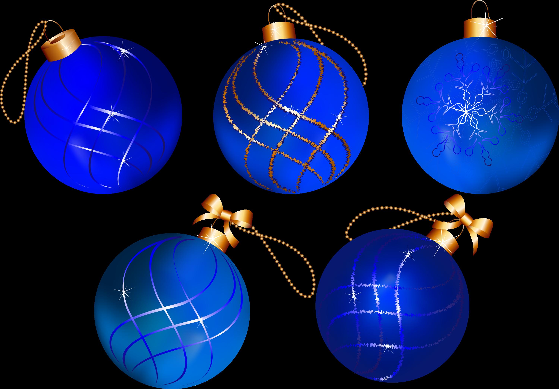 Bolas navidad azules by creaciones jean on deviantart - Bolas gigantes de navidad ...