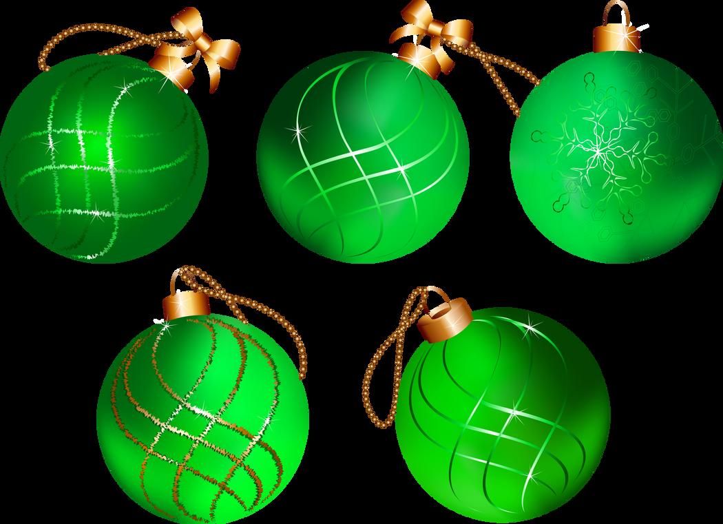 7467fff1ba8e5 Bolas-navidad-verdes by Creaciones-Jean on DeviantArt