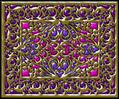 Ornamento-decorativo-zen-tipo-vitral-07 by Creaciones-Jean
