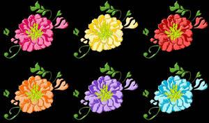 Ornamento-floral-30 by Creaciones-Jean