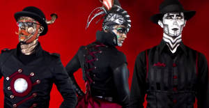 This is Steam Powered Giraffe (gif)