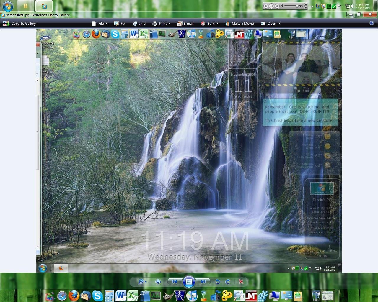Blur in Rocketdock 1.1 by asilaydyingdl on DeviantArt