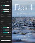 DasH 1.0.0 by Jam3sn (v1.1 in the description)