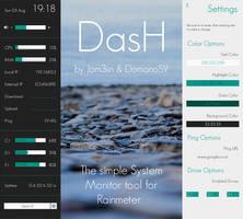 DasH v1.1.0 by Jam3sn