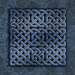 Knot Simple Celtic Square