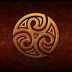 Celtic Knotwork Ring 4 plus