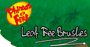 PnF: Leaf brushes. by Claualphapainter-95