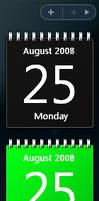 Calendar colour pack