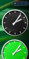 Clock colour pack