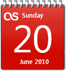 Last.fm Calendar by JoshyCarter
