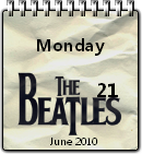 The Beatles Calendar by JoshyCarter
