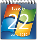 Windows Calendar win7 by JoshyCarter