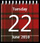 Tartan Calendar