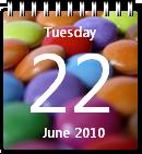 Sweet Calendar by JoshyCarter